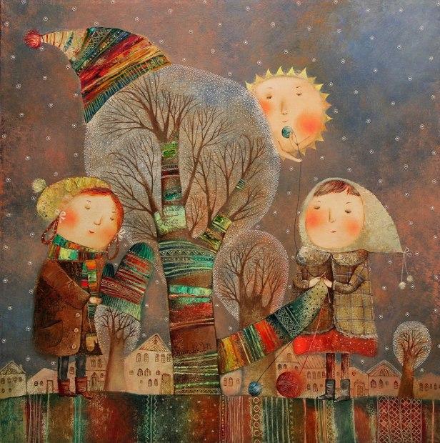 Картина Анны Силивончик